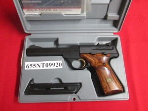 Pistola Browning mod. Buck Mark Cal.22