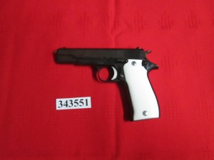Pistola Star Cal. 9C