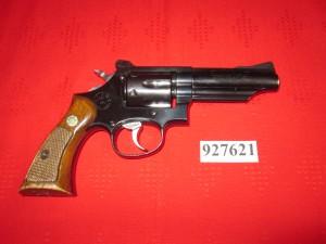 "Revolver Llama 4"" Cal. 38"