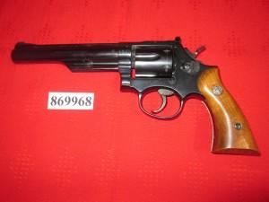 Revolver Llama mod. Comanche Cal.22