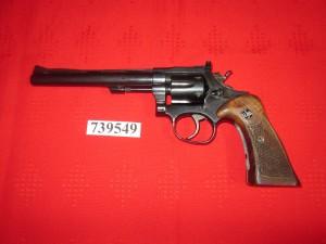 Revolver Llama mod. Rubi Cal.22